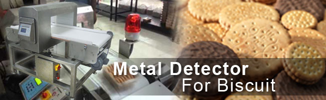 Metal Detector for Food